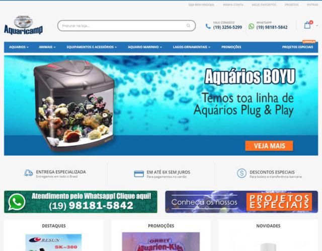 Aquaricamp