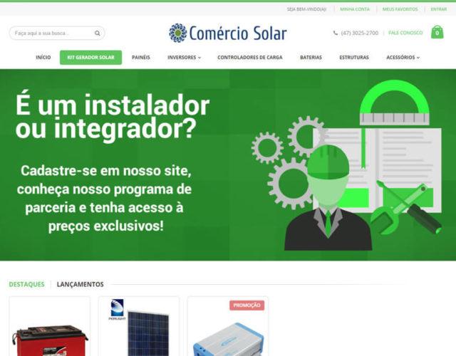 Comércio Solar